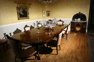 the victorian dining room - museums