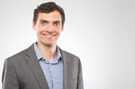 Joel Stanulonis, MFA