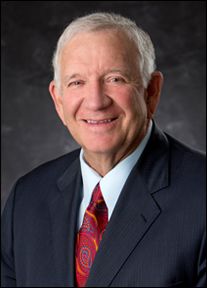 Dr. Robert B. Sloan, Jr., President of Houston Baptist University